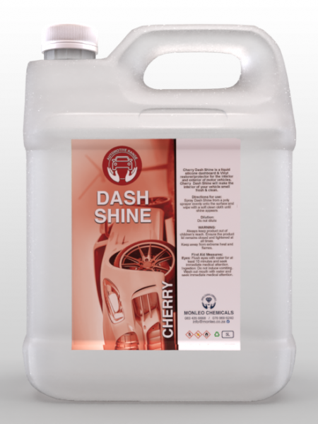Monleo Chemicals | Dash Shine Cherry Fragrance, , car cleaner, vinyl restorer , car cleaner ,car products ,car detailing ,car detail, car shine for sale, car cleaner ,exterior, car cleaner interior, car cleaning products, car wash kit ,shield, car accessories, auto, car accessories shop, car accessories online , car accessories for sale, South Africa ,Germiston, Alberton, Johannesburg, south ,car wax ,car wash, quality, cleaner car, cherry, dash shine, good products