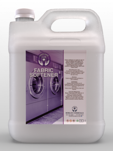 Monleo Chemicals Laundry Range | Fabric Softener