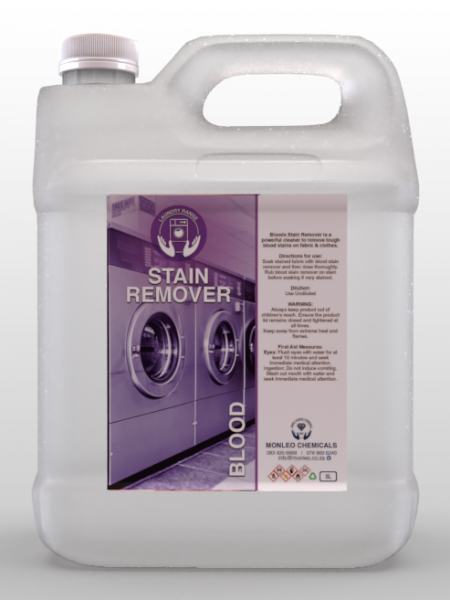 Monleo Chemicals Laundry Range | Blood Stain Remover