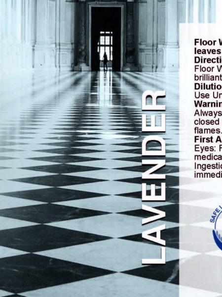 Monleo Chemicals Flooring Range | Floor Wax Lavender