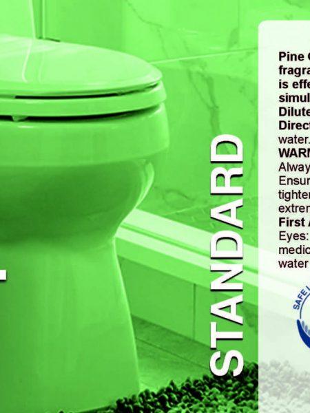 Monleo Chemicals Bathroom and Ablution Range | Pine Gel Citrus