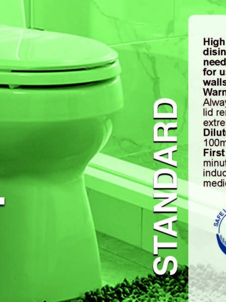 Monleo Chemicals Bathroom and Ablution Range | Pine Gel Standard