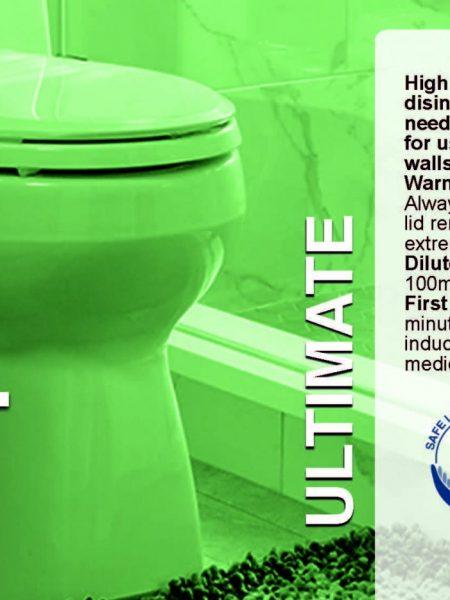 Monleo Chemicals Bathroom and Ablution Range | Pine Gel Alt